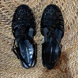 Chinese Laundry Jelly Shoes